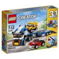 LEGO Creator 31033 - Kamion pro přepravu aut