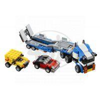 LEGO Creator 31033 - Kamion pro přepravu aut 2