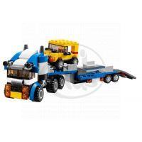 LEGO Creator 31033 - Kamion pro přepravu aut 3