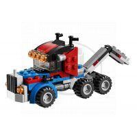 LEGO Creator 31033 - Kamion pro přepravu aut 4
