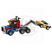 LEGO Creator 31033 - Kamion pro přepravu aut 5