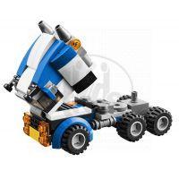 LEGO Creator 31033 - Kamion pro přepravu aut 6