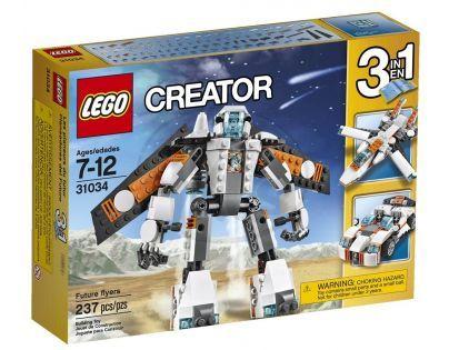 LEGO Creator 31034 - Letci budoucnosti