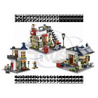 LEGO Creator 31036 - Obchod s hračkami a potravinami 2