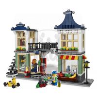 LEGO Creator 31036 - Obchod s hračkami a potravinami 3