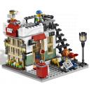 LEGO Creator 31036 - Obchod s hračkami a potravinami 4