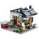 LEGO Creator 31036 - Obchod s hračkami a potravinami 5