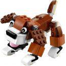 LEGO Creator 31044 Zvířátka z parku 3