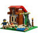 LEGO Creator 31048 Chata u jezera 4