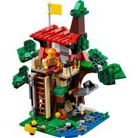 LEGO Creator 31053 Dobrodružství v domku na stromě 4
