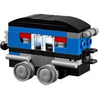 LEGO Creator 31054 Modrý expres 6