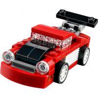 LEGO Creator 31055 Červené závodní auto 2
