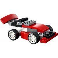 LEGO Creator 31055 Červené závodní auto 3