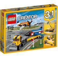 LEGO Creator 31060 Stroje na leteckou show