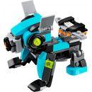 LEGO Creator 31062 Průzkumný robot 4