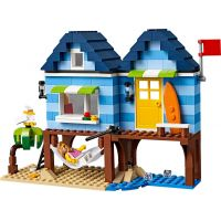LEGO Creator 31063 Dovolená na pláži 2