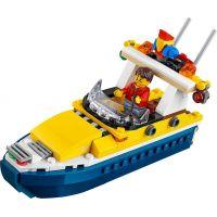 LEGO Creator 31064 Dobrodružství na ostrově 3