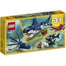 LEGO Creator 31088 Tvorové z hlubin moří 3