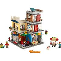LEGO Creator 31097 Zverimex s kavárnou 3