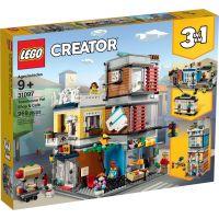 LEGO Creator 31097 Zverimex s kavárnou 2
