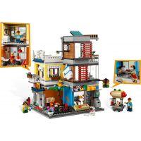 LEGO Creator 31097 Zverimex s kavárnou 5