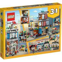 LEGO Creator 31097 Zverimex s kavárnou 6