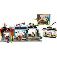 LEGO Creator 31097 Zverimex s kavárnou 4