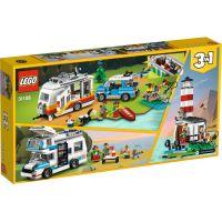 LEGO Creator 31108 Rodinná dovolená v karavanu 3