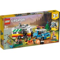 LEGO Creator 31108 Rodinná dovolená v karavanu 2