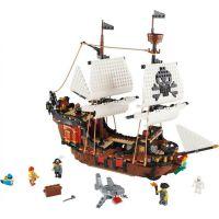 LEGO Creator 31109 Pirátska loď - Poškodený obal