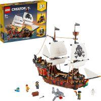 LEGO® Creator 31109 Pirátska loď