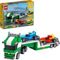 LEGO® Creator 31113 Kamión na prepravu pretekárskych áut