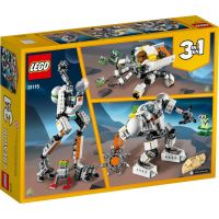 LEGO Creator 31115 Vesmírny ťažobný robot 6
