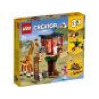 LEGO Creator 31116 Safari domček na strome  - Poškodený obal 2