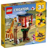 LEGO Creator 31116 Safari domček na strome 2