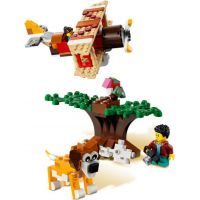 LEGO Creator 31116 Safari domček na strome 4
