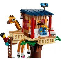 LEGO Creator 31116 Safari domček na strome 6