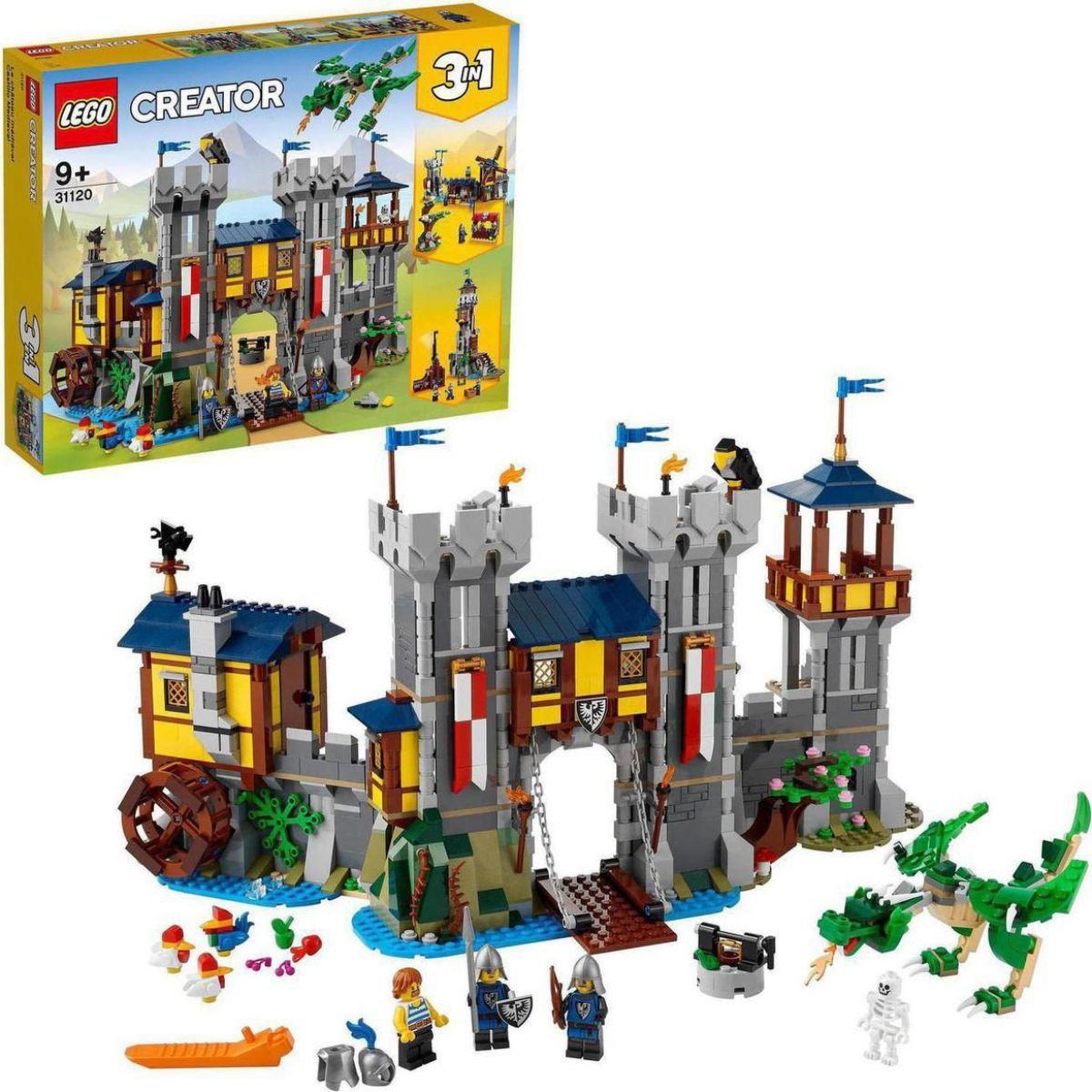 LEGO® Creator 31120 Stredoveký hrad
