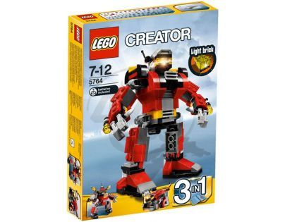 LEGO CREATOR 5764 Robot zachránce
