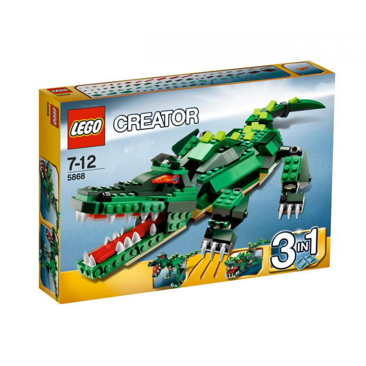 LEGO Creator 5868 Dravá zvířata