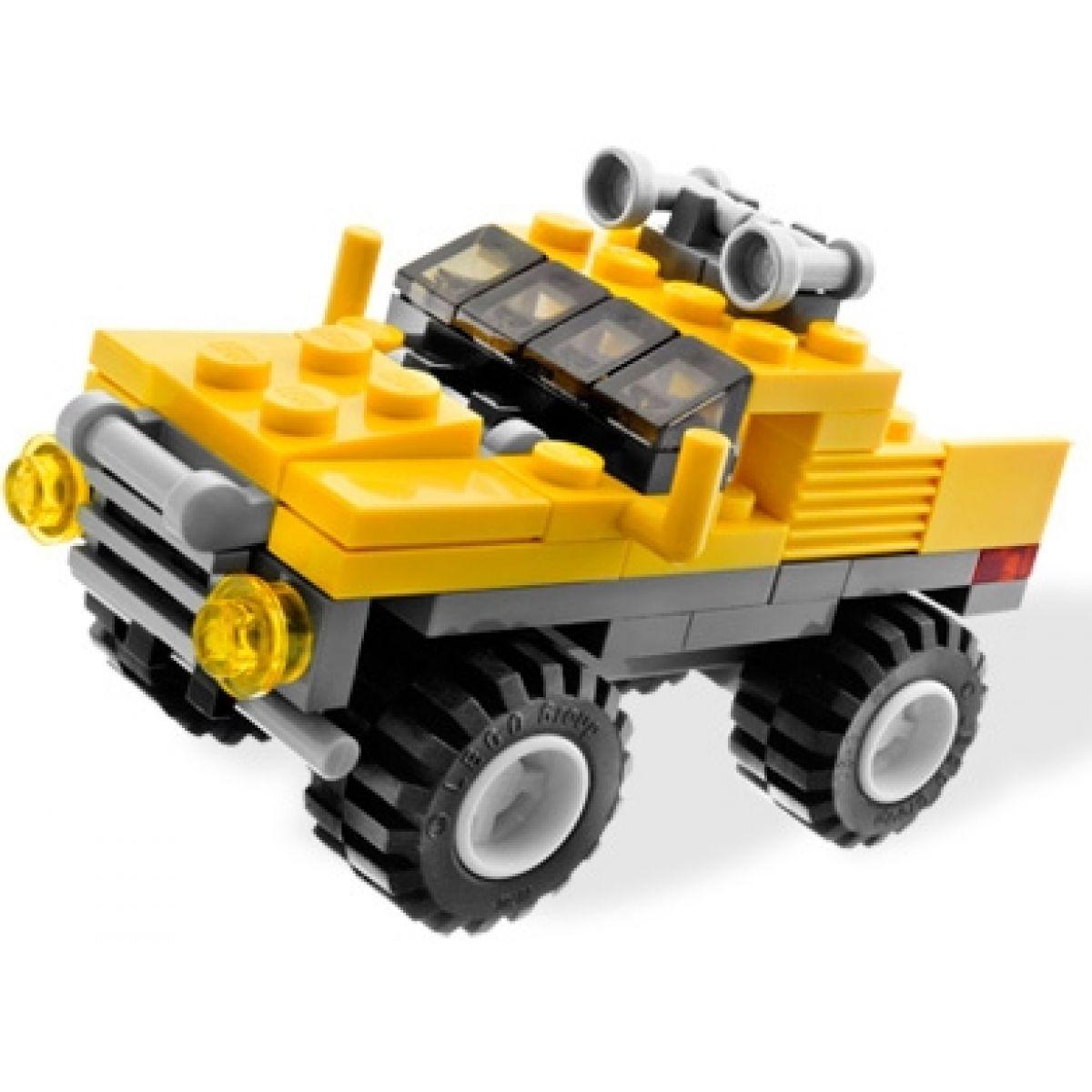 LEGO 6742 Mini terénní vůz