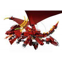 LEGO CREATOR 6751 Ohnivá legenda 2