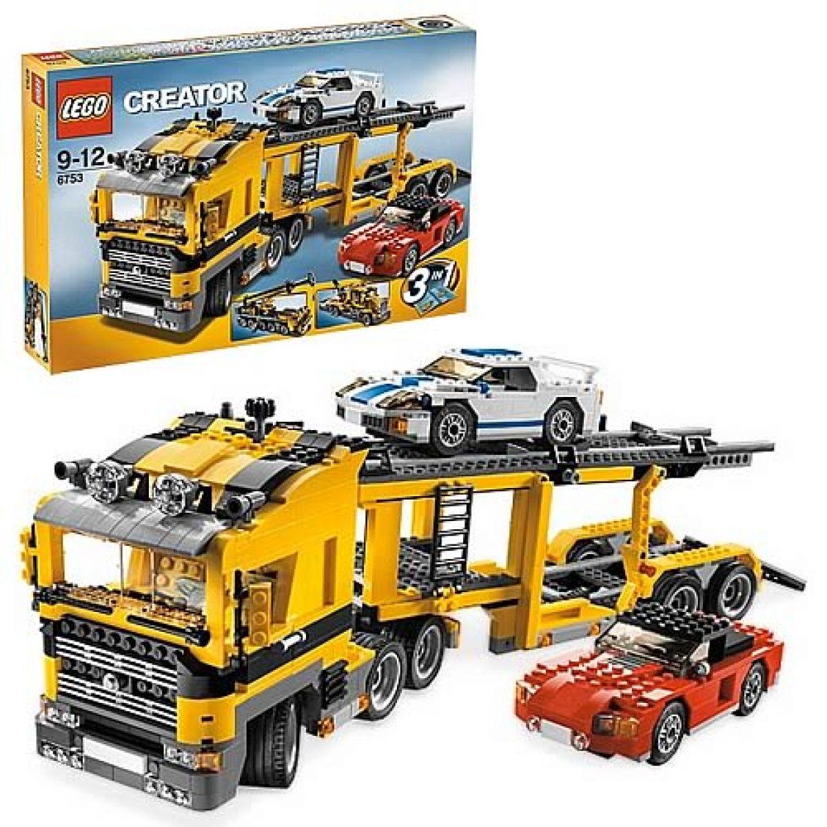 LEGO Creator 6753 Dálniční přeprava