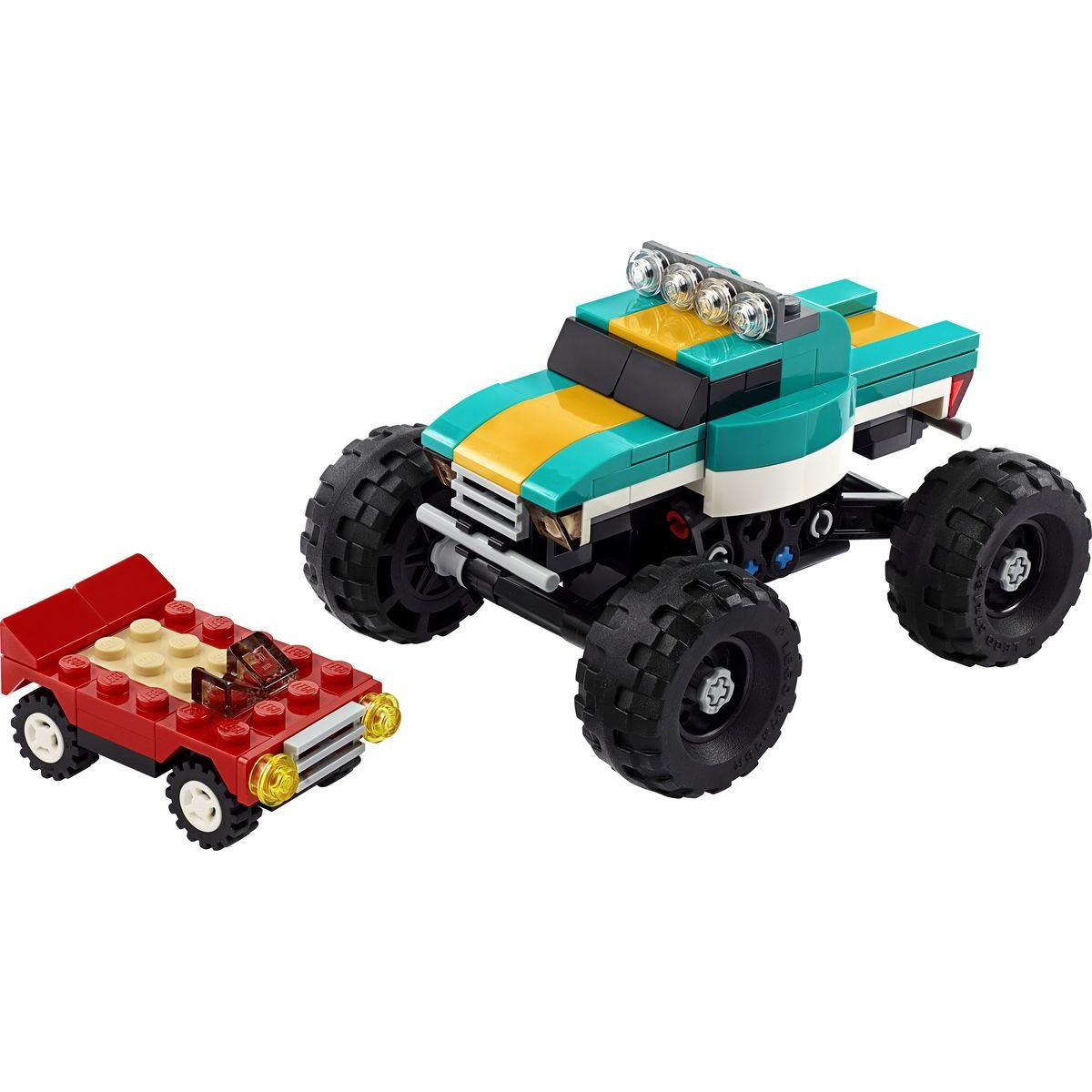 LEGO Creators 31101 Monster truck