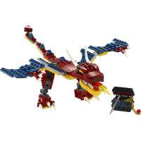 LEGO Creators 31102 Ohnivý drak
