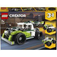 LEGO Creators 31103 Auto s raketovým pohonem 2
