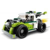 LEGO Creators 31103 Auto s raketovým pohonem 3