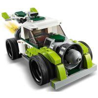 LEGO Creators 31103 Auto s raketovým pohonem 4