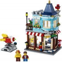 LEGO Creators 31105 Hračkářství v centru města