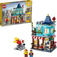 LEGO® Creators 31105 Hračkářství v centru města